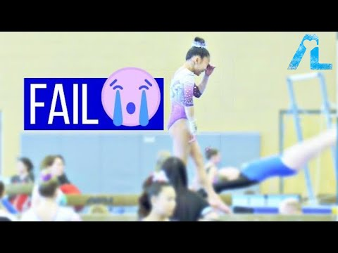 GYMNASTICS FAIL | How does a gymnast...