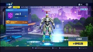 Fortnite Welcome to SAISON 9 we have a look at battel pass at /GERM/PS4