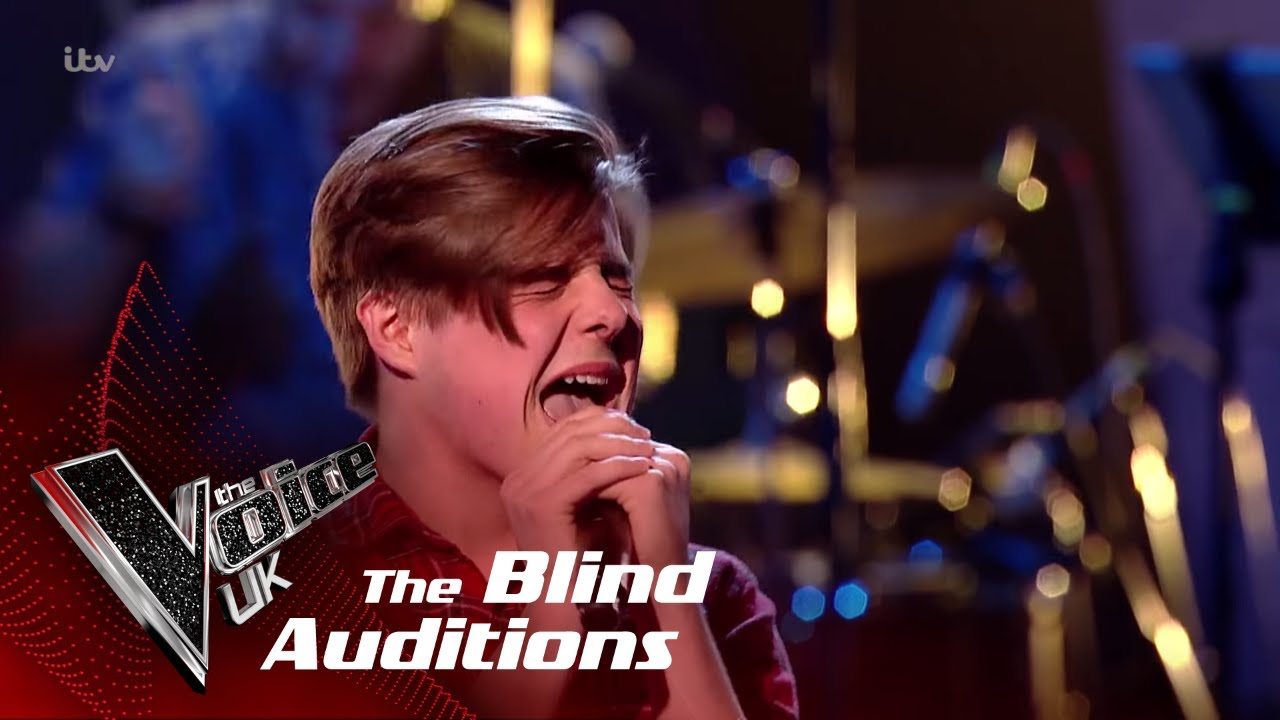 Zak Performs Handbags Gladrags Blind Auditions The Voice Uk 2018