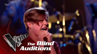 Zak Performs 'Handbags & Gladrags': Blind Auditions | The Voice UK 2018