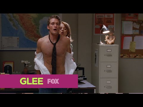 GLEE  Full Performance of Touch a Touch a Touch a Touch Me from The Rocky Horror Glee Show
