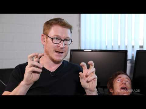 There Are Millions Of People Who Want To Be Actors Because They Are Beautiful by Zack Ward