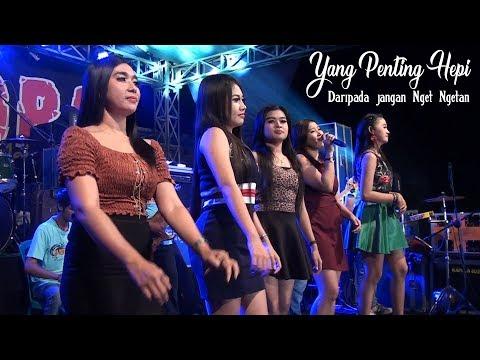Free download Mp3 Lagunya Jamal Mirdad Dibuat Koplo Rancak Yang Penting Hepi online