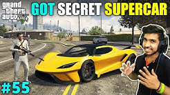 I SNATCH MAFIA'S SECRET SUPERCAR | GTA V GAMEPLAY #55