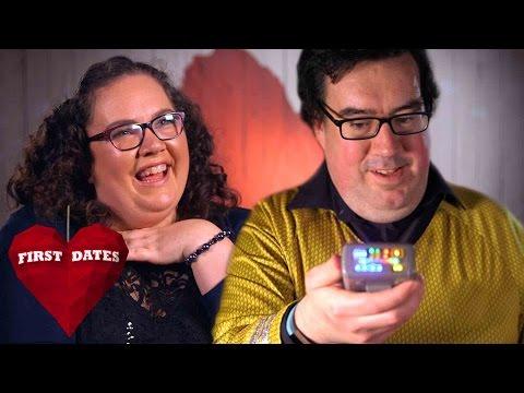 Geek Charming: Susie Meets Star Trek Fan Martin | First Dates