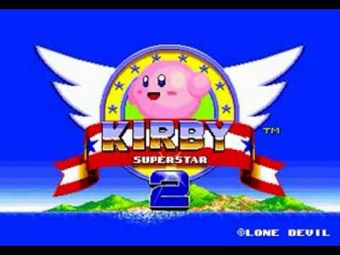 Kirby in Sonic the Hedgehog 2 (Genesis) - Longplay