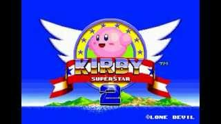 Kirby in Sonic the Hedgehog 2 (Genesis) - Longplay