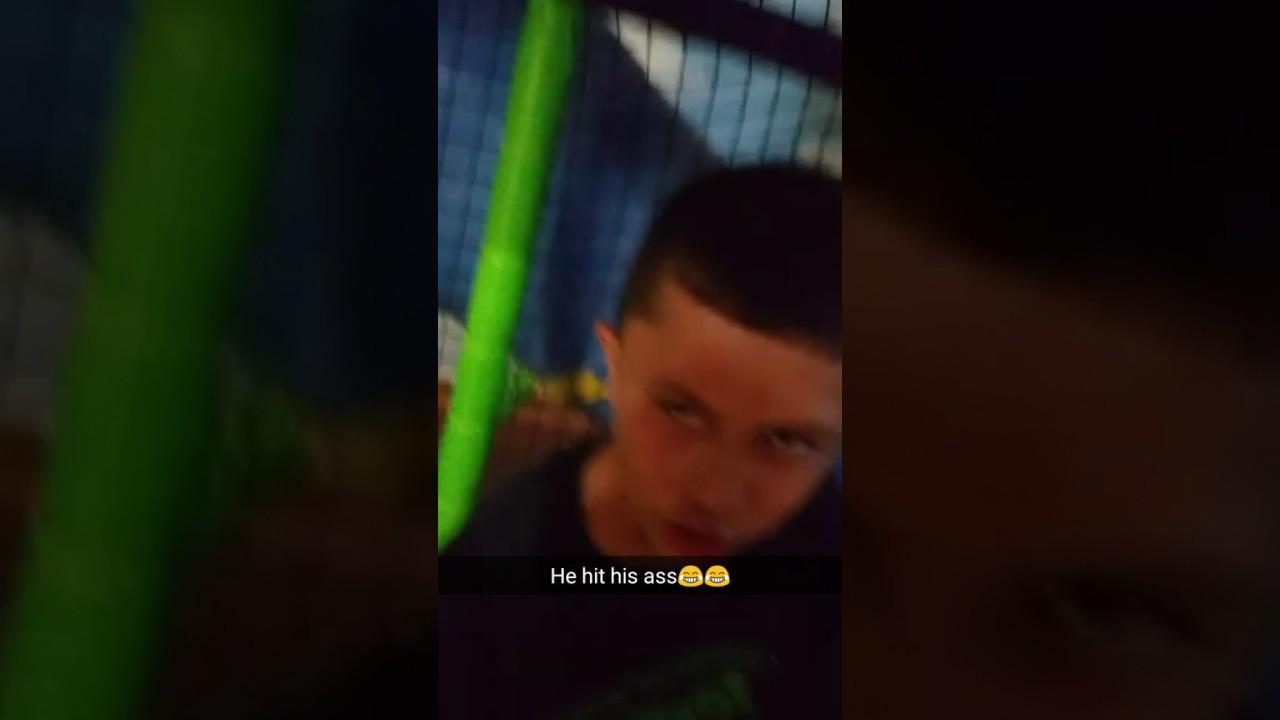 Hit His Ass