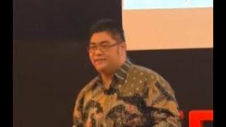 The Physics of Money | Frederik Rasali | TEDxUniversitasPrasetiyaMulyaJakarta