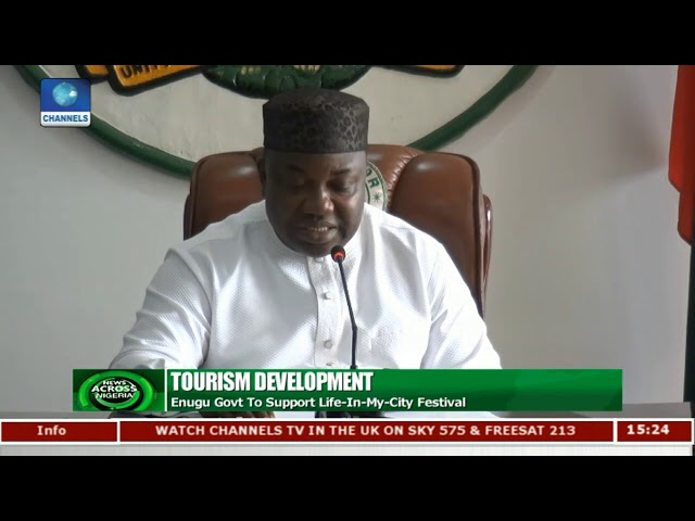 Tourism Development: Enugu Govt To Support Life-In-My-City Festival