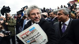 Can Dundar, The Case of One Turkish Journalist in Post-Coup Crackdown