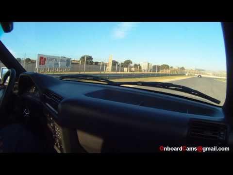Jarama in a BMW M3 E30