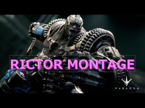 Paragon:Riktor_Montage_v2【Bleach Battle Music】