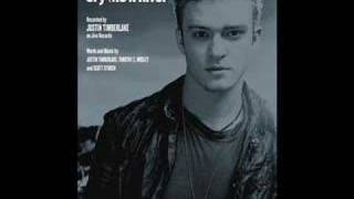 re justin timberlake cry me a river official music video