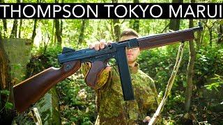 Thompson Tokyo Marui - Marzenie wielu | ASG Maniak #92 Recenzja | Test