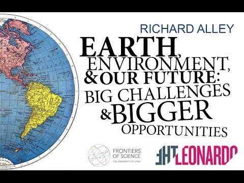 Richard Alley - Frontiers of Science
