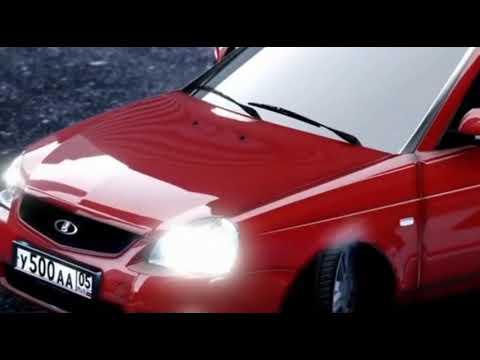 Фантастическая 3D Модель Приоры в GTA 5
