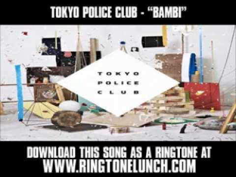 TOKYO POLICE CLUB -