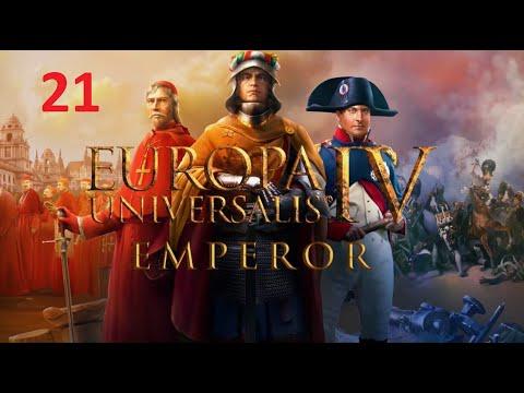 21 Europa Universalis IV Emperor Austria HRE  