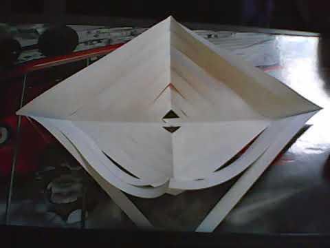 Belle Comment faire une belle sculpture en papier facilement. - YouTube SE-16