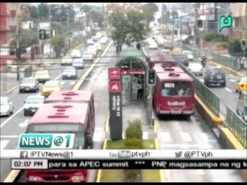 News@1: Serbisyo ng 'Bus Rapid Transit' sa Cebu City, posible nang magsimula sa 2018