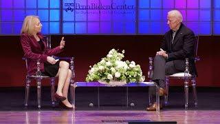 Conversation with President Amy Gutmann & The Honorable Joseph R. Biden, Jr.