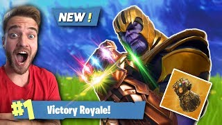 JA JSEM THANOS! - FORTNITE AVENGERS  INFINITY WAR UPDATE!