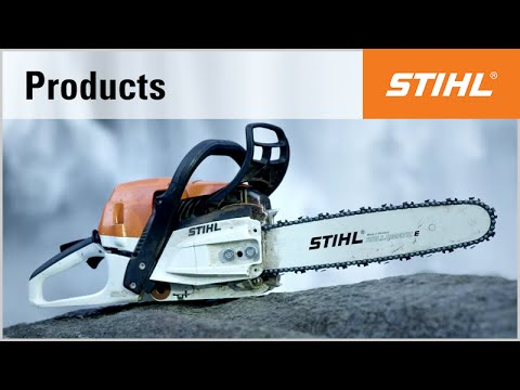 stihl 241 and 362 muffler mods doovi. Black Bedroom Furniture Sets. Home Design Ideas