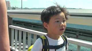 鎌倉・江の島 弁天橋で嫌になる