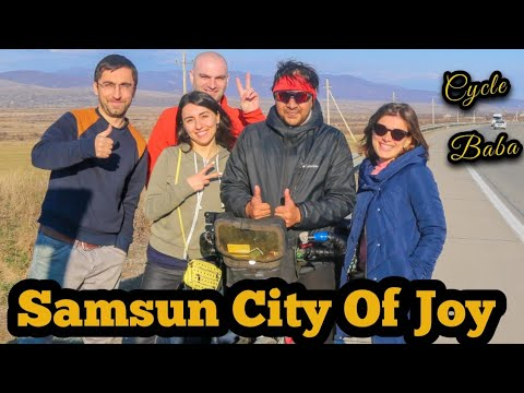 I met these Lovely people in Samsun || Ep 135