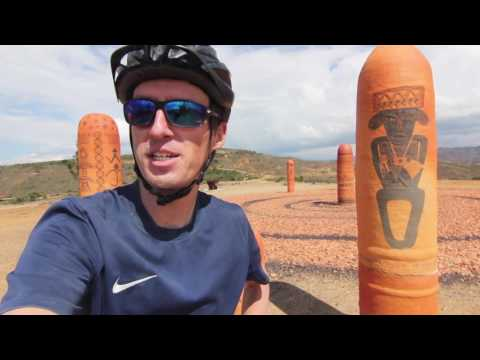 South America's Stonehenge: Bicycle Touring from Raquira to Sachica, Colombia - EP. #171