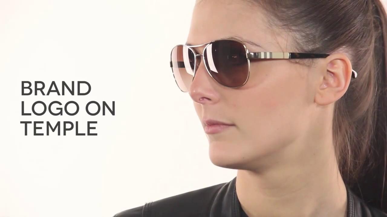89a6100567c3a Burberry BE3080 Sunglasses Review