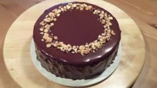 Receta de Tarta de Chocolate y Avellana – Video Resumen