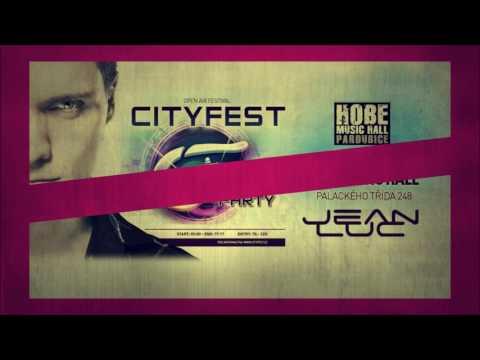 Jean Luc zve na CityFest 2017 - Official Afterpárty v Hobe, Pardubice (25.06.2017)