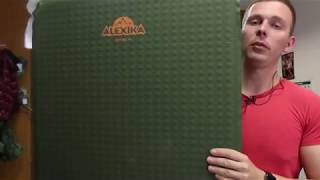 Самонадувающийся коврик Alexika «Travel 66» | 4599руб. ($74)