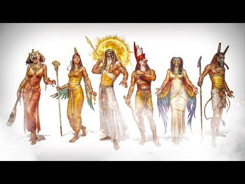 10 САМЫХ ПОПУЛЯРНЫХ ЕГИПЕТСКИХ БОГОВ