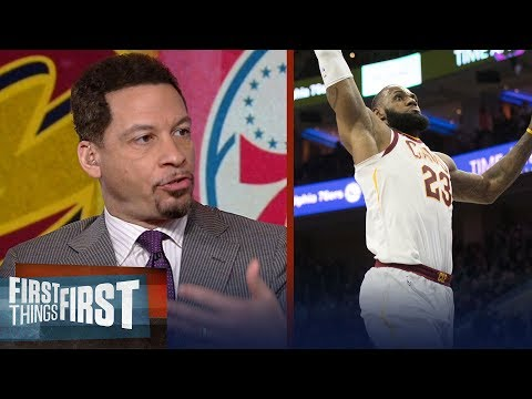 Chris Broussard reveals the three best teams where LeBron James could land | FIRST THINGS FIRST
