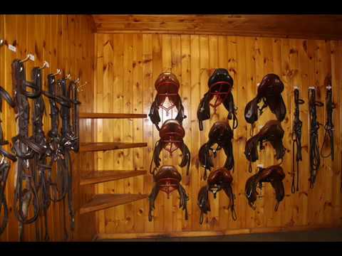 Ideas For Tack Room Storage