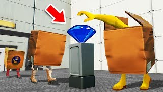 STEALING a $4,950,000 DIAMOND Roleplay! (Fortnite Creative)