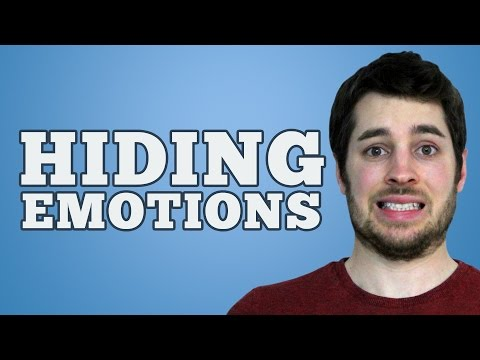 Hiding Emotions - Socially Inadequate #4