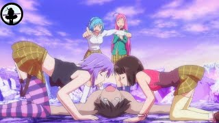 Top 10 Harem Anime Series Where the Main Character is Overpowered