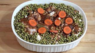 صينية دجاج بالفرن من المطبخ العراقي - Baked Chicken & Vegetables