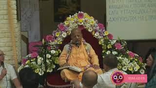 Шримад Бхагаватам 4.9.11 - Гопал Кришна Госвами