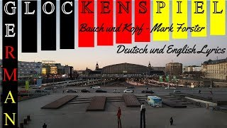 Bauch und Kopf - Mark Forster - German and English Lyrics