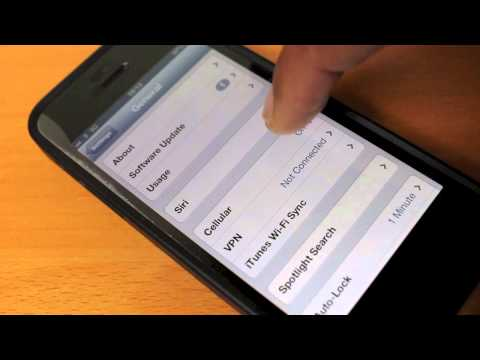 How to turn off data roaming - iPhone 5