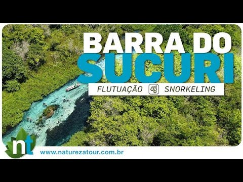 Compilation of 13 Eco Tours in BONITO, Brazil (snorkeling, river tubing, etc)