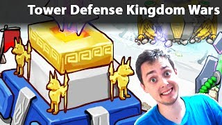 Strategiczne Gry Obrona Wieży czyli Tower Defense Kingdom Wars coś jak Kingdom Rush