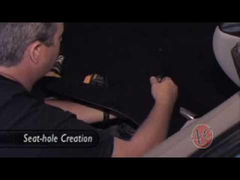 ACC Mustang Carpet Installation