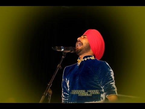 Ranjit Bawa Live Show in  Düsseldorf Germany 09.07.2016 Sukhsat Studio