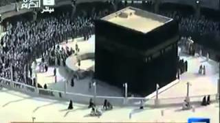 The most beautiful bathing ceremony of Kaaba (house of GOD)
